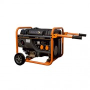 Generator de curent monofazat Stager GG 6300W, 6.0 kW, motor 4 timpi, benzina