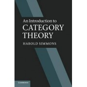 An Introduction to Category Theory by Harold Simmons