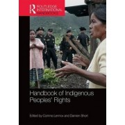 Handbook of Indigenous Peoples' Rights by Damien Short