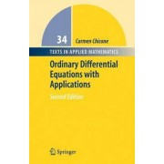 Ordinary Differential Equations with Applications by Carmen Chicone