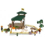 3243 - PLAYMOBIL - Petting zoo