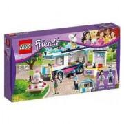 Lego Friends Set #41056 Heartlake News Van