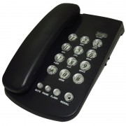 Telefon fix Panaphone KXT-3014 Black