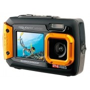 Aparat Foto Digital Easypix W1400 Active, 14 MP, CMOS (Portocaliu)