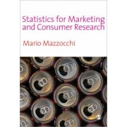Statistics for Marketing and Consumer Research by Mario Mazzocchi