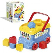 Clementoni Mickey Mouse Sorting Bus