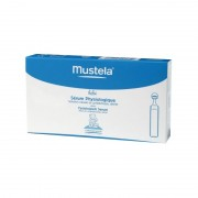 Mustela soro fisiológico unidoses