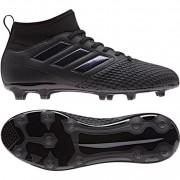 adidas Kinder-Fußballschuh ACE 17.3 FG J - core black/core black   38