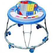 Talcoo Musical Baby walker-Blue