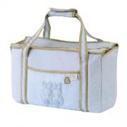 Câlin Câline 407.15 - Borsa per il cambio collezione Romeo, colore: azzurro