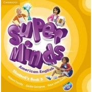 Super Minds American English Level 5 Student's Book with DVD-ROM: Level 5 by Herbert Puchta