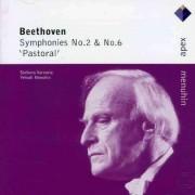 Ludwig van - Symphonies Nos2&6 (0825646045327) (1 CD)
