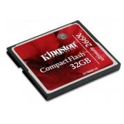 KINGSTON CompactFlash 32GB CF/32GB-U2