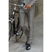 Mens Next Light Grey Suit: Trousers - Grey