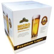 Bulldog Micro Brewery Lager