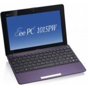 """Asus eeePC 1015PW-PUR093S Intel Atom N570/10, 1""""/BT/WIN 7 STARTER/Purple Netbook"""