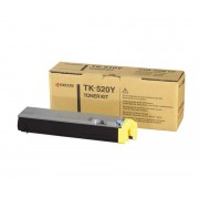 KYOCERA TK-520Y, Cartridge for FS-C5015N, yellow (1T02HJAEU0)