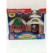 Little People Santas Workshop 1999 Toy #72743-0910