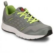 Reebok ROAD RUSH Running Shoes(Grey)