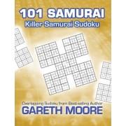 Killer Samurai Sudoku by Dr Gareth Moore