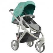 Детска количка Monza3 - 2in1, Green Grey, Lorelli, 074527