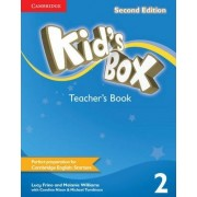 Kid's Box Level 2 Teacher's Book by Lucy Frino