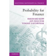 Probability for Finance by Jan Malczak