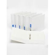 Bantex A5 White Binder - White 25MM