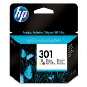 HP 301 - Cartucho de tinta original, trí-colour