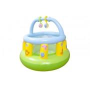 Intex 48474 - Prima Palestra Baby, 130 x 104 cm, Verde/Giallo/Azzurro