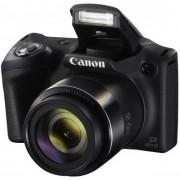 Aparat Foto Digital Canon PowerShot SX420IS, 20 MP, Filmare HD, Zoom optic 42x (Negru)