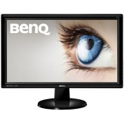 "Monitor VA LED BenQ 23.6"" GW2455HE, Full HD (1920 x 1080), HDMI, DVI, VGA, 8 ms (Negru)"