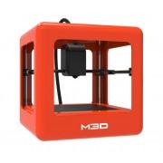 M3D Micro 3D Printer, Oranžová, 1,75mm, 113x109mm