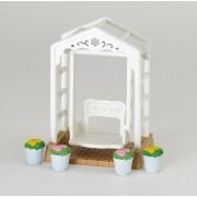 Sylvanian Families furniture garden swing set over -622 (japan import)