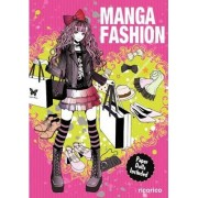 Manga Fashion with Paper Dolls by Ricorico (Firm)