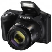 Цифров фотоапарат Canon PowerShot SX432 IS, Черен, AJ1879C001AA