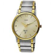 Timex Classics Analog Beige Dial Mens Watch - TW000R426