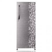 Haier 195 L 5 Star Direct-Cool Single Door Refrigerator (HRD-2157CGI-R, Grey Iris)