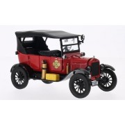 Ford Model T Touring, Fire Chief , 1925, Model Car, Ready Made, Sun Star 1:24