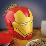 Borcan de fursecuri, Iron Man