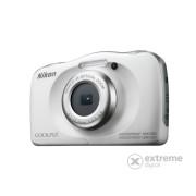 Aparat foto Nikon Coolpix W100, alb
