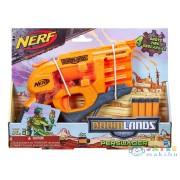 Nerf Doomlands 2169: Persuader Szivacslövő Pisztoly (Hasbro, B4949)