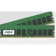 Crucial ct2 K204872bm160b DDR3 32 GB Kit (2 x 16 GB) di memoria DIMM 240-pin, colore nero/verde