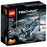 Lego Technic twin rotor helicopter v29 42020