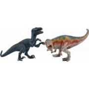 Figurina Schleich T-Rex and Velociraptor Special Set