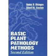 Basic Plant Pathology Methods by James B. Sinclair