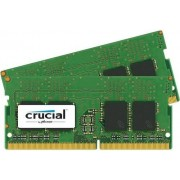 Memorie Laptop Crucial SO-DIMM DDR4, 2x8GB, 2400MHz, CL17, 1.2V