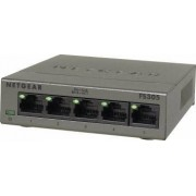 Switch Netgear 5 Port FS305-100PES Metal