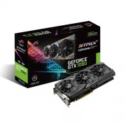 ASUS nVIDIA GeForce GTX 1080 DirectCU III ROG Strix Gaming Aura RGB 8GB GDDR5X VR-Ready/G-Sync/Pascal Architecture PCI-Express Graphics Card