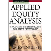 Applied Equity Analysis by James English